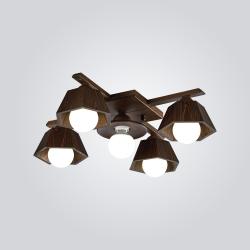 버블 육각 5등 직부 방등(엔틱)